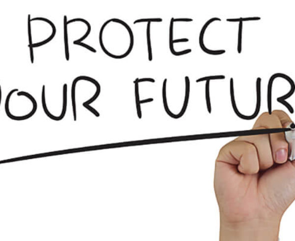 Photo of words ...Protect Your Future