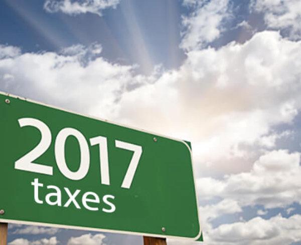 Photo 2017 taxes